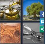 4 Pics 1 Word Level 4207 Answers