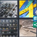 4 Pics 1 Word Level 4209 Answers