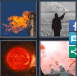 4 Pics 1 Word Level 4211 Answers
