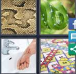 4 Pics 1 Word Level 4217 Answers