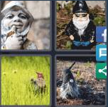 4 Pics 1 Word Level 4218 Answers
