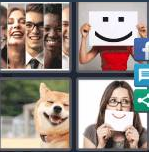 4 Pics 1 Word Level 4222 Answers