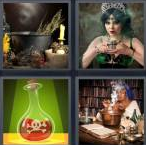 4 Pics 1 Word Level 4241 Answers
