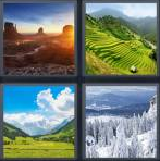 4 Pics 1 Word Level 4244 Answers