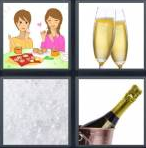 4 Pics 1 Word Level 4253 Answers