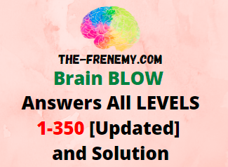 Brain Blow Answers All Levels Solution