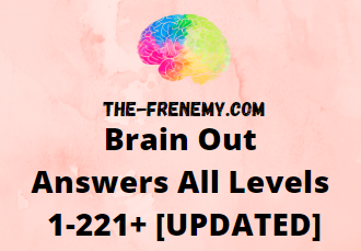 Brain Out Answers and Solution All Levels