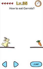 Brain Out How to eat carrots Answers Puzzle