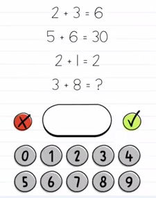 Brain Test 2+3 Answers Puzzle