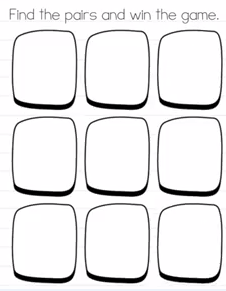 Brain Test Find the pairs and win the game Answers Puzzle