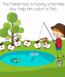 Brain Test The fisherman Answers Puzzle