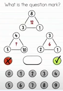 Brain Test What is the question mark Answers Puzzle