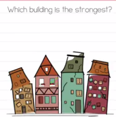 Brain Test Which buiding Answers Puzzle