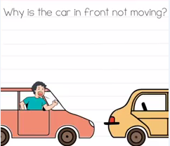 Brain Test Why is the car Answers Puzzle