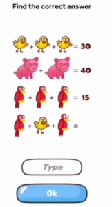 Brain Blow find the correct answer Answers Puzzle
