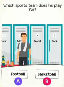 Braindom 2 Level 93 Which sports team Answers Puzzle