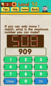 Mr Brain Level 30 Answers Puzzle