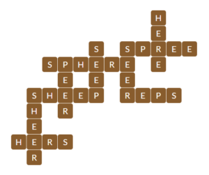 Wordscapes Air 14 Level 9934 Answers