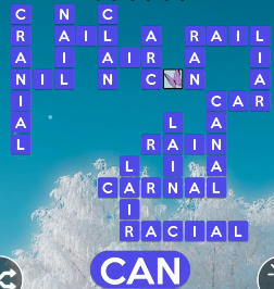 Wordscapes February 20 2021 Answers Today