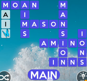 Wordscapes February 27 2021 Answers Today