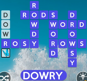 Wordscapes February 6 2021 Answers Today