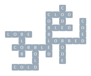 Wordscapes Frost 2 Level 11538 Answer