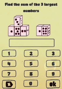 Brain Crazy Find the sum Answers Puzzle