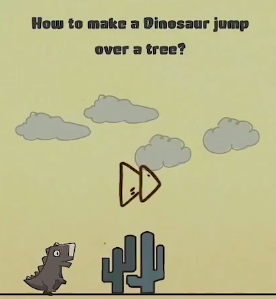 Brain Crazy How to make a dinosaur Answers Puzzle