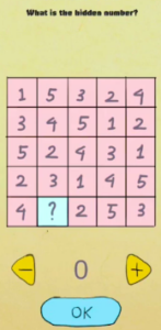 Brain Crazy What is the hidden number Answers Puzzle