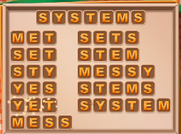 Word Cookies March 15 2021 Answers Today
