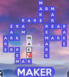 Wordscapes March 13 2021 Answers Today