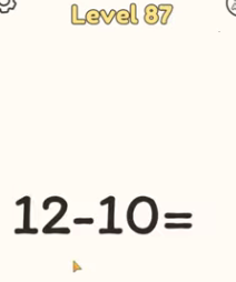 DOP Level 87 Answers Puzzle