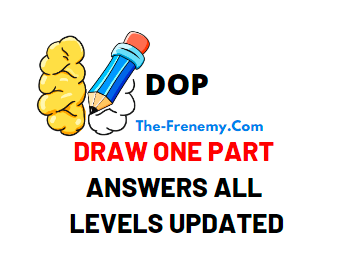 Dop Draw One Part Answers All Levels Updated