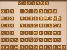 Word Cookies April 15 2021 Answers Puzzle