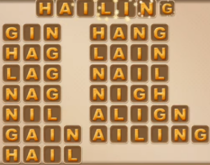 Word Cookies April 22 2021 Answers Puzzle