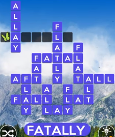 Wordscapes April 23 2021 Answers Today