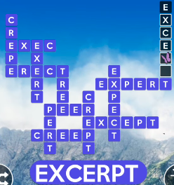 Wordscapes April 3 2021 Answers Today