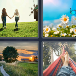 4 Pics 1 Word May 30 2021 Answers Puzzle
