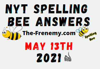 Nyt Spelling Bee May 13 2021 Answers