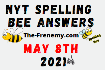 Nyt Spelling Bee May 8 2021 Answers