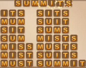 Word Cookies May 12 2021 Answers Puzzle