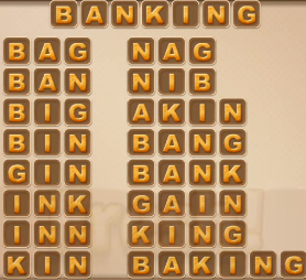Word Cookies May 13 2021 Answers Puzzle