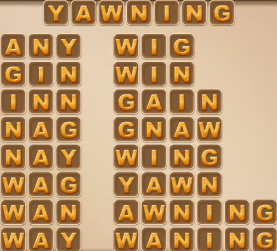 Word Cookies May 15 2021 Answers Puzzle
