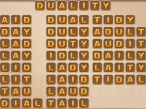 Word Cookies May 20 2021 Answers Puzzle