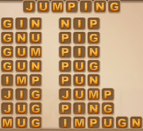 Word Cookies May 21 2021 Answers Puzzle