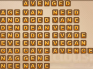 Word Cookies May 9 2021 Answers Puzzle