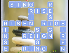 Word Crossy May 22 2021 Answers Puzzle