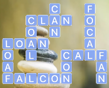 Word Crossy May 30 2021 Answers Puzzle