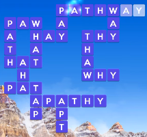 Wordscapes June 1 2021 Answers Today