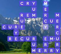 Wordscapes May 20 2021 Answers Today